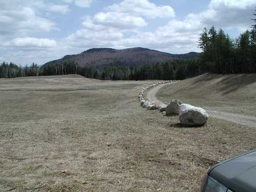Reclaimed w/Cool Season Grass Mix (Shelburne)