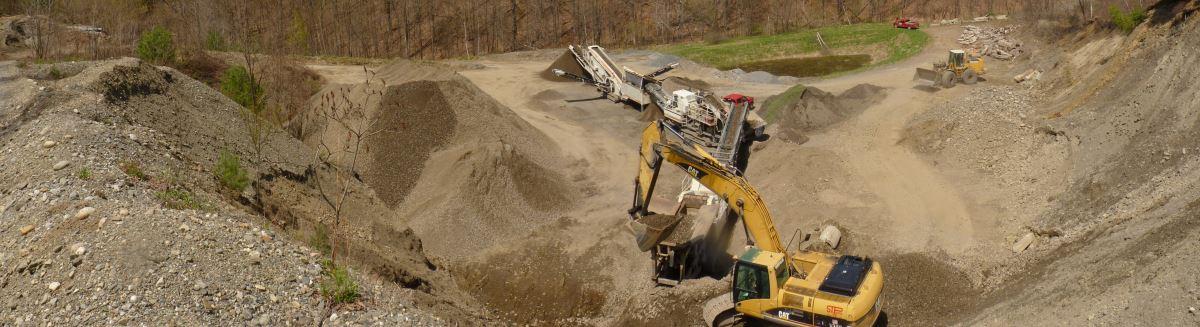 Sand & Gravel Sites